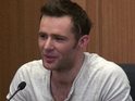 Harry Judd talks about the possibility of going topless in the Strictly Come Dancing final.