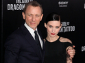 Rooney Mara praises her Girl with the Dragon Tattoo co-star.