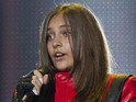 Michael Jackson's daughter has been outspoken during the ongoing family dispute.