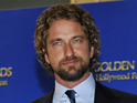 Gerard Butler wanted to get back in the water after a surfing accident.