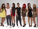 The stars of Geordie Shore clash at a special screening of series two.