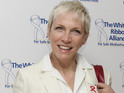 "Annie Lennox says that The X Factor is ""stitched up by puppet masters""."