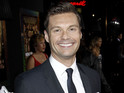 Ryan Seacrest also jokes about possibly replacing Matt Lauer on NBC's Today.