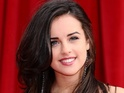 "The Coronation Street actress says she is ""flattered"" but surprised by award nod."