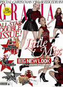 Grazia magazine Little Mix