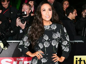 Myleene Klass A Night of Heroes: The Sun Military Awards 2011, Imperial War Museum, London