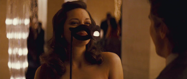 Marion Cotillard as Miranda Tate