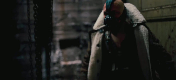 Tom Hardy's Bane