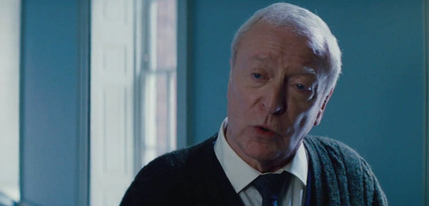Michael Caine returns as Alfred