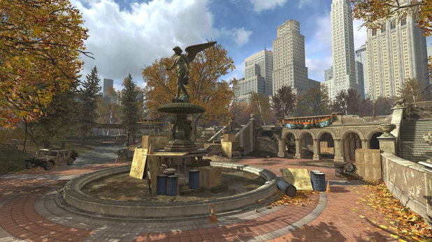 Modern Warfare 3 first map pack Park