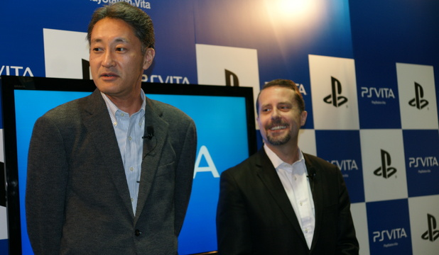 Andy House, President and CEO of Sony Computer Entertainment