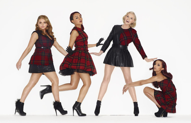 Little Mix Grazia magazine