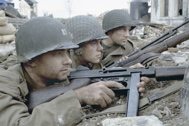 Steven Spielberg movies: &#39;Saving Private Ryan&#39;