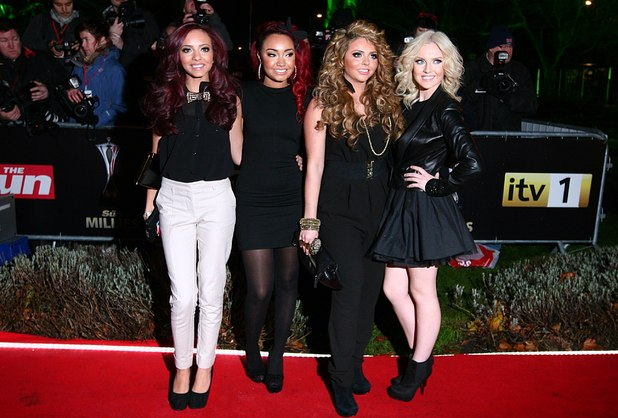 Little Mix, The Sun Military Awards