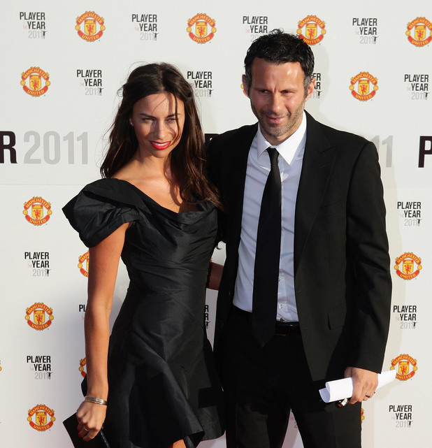 Ryan Giggs, Stacey Giggs