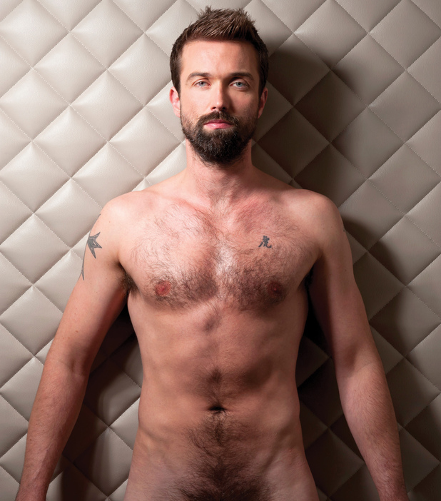 Emmett Scanlan in Gay Times magazine
