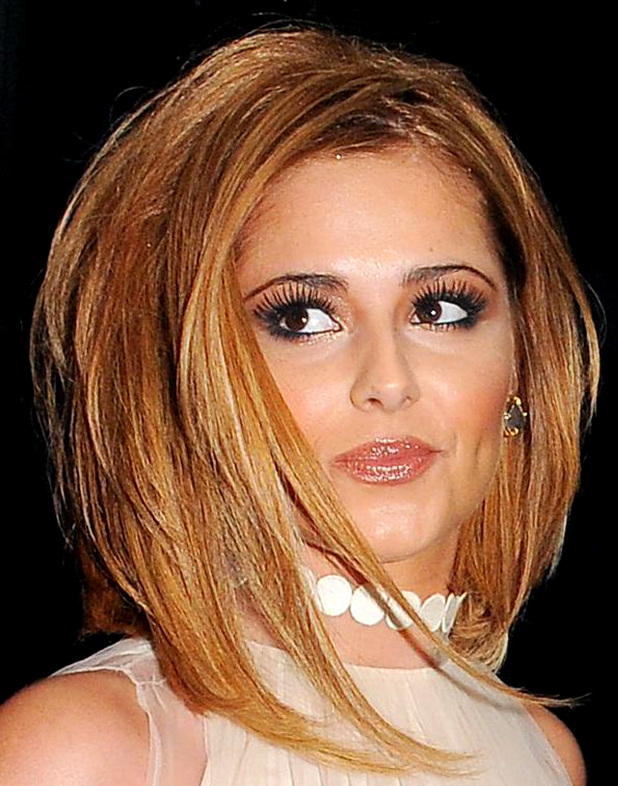 7. Cheryl Cole reveals 'new blonde hair'