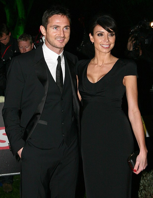 Frank Lampard and Christine Bleakley, The Sun Military Awards