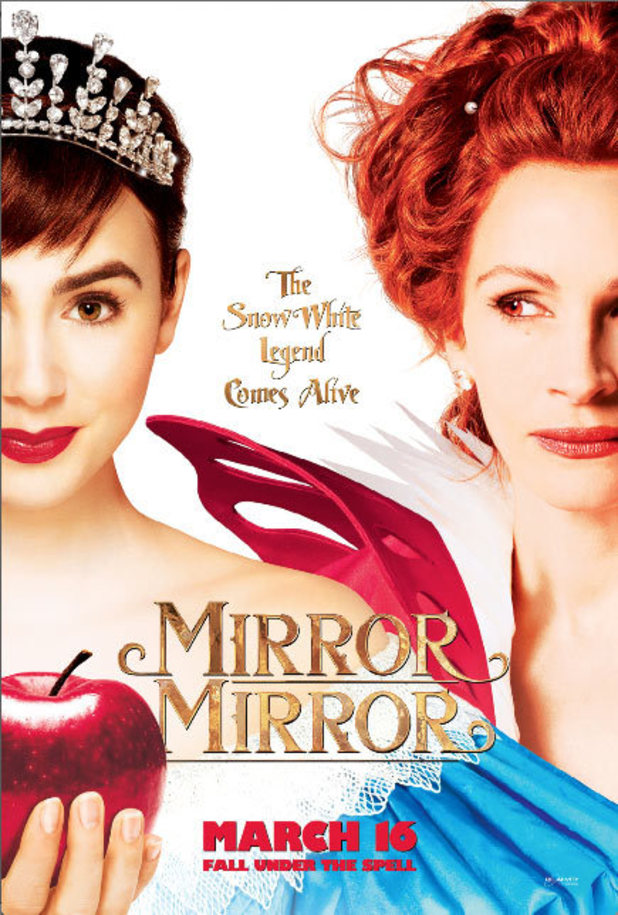 'Mirror Mirror' official poster