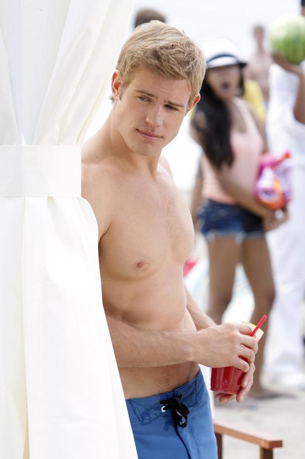 90210's Trevor Donovan