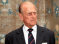 Royal family visit Prince Philip in hospital