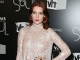 Florence Welch, of Florence and the Machine, at the VH1 Divas Celebrates Soul at Hammerstein Ballroom - Red Carpet New York City