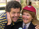 Ian and Janette Tough aka The Krankies