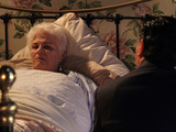 Derek Branning takes a final chance to taunt old enemy Pat on her deathbed
