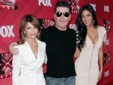 Paula Abdul, Simon Cowell, Nicole Scherzinger