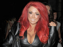 Holly Hagan reveals that she plans to have lesbian sex in Cancun.