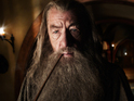 "Ian McKellen says that Gandalf likes ""a smoke, a drink and a joke""."