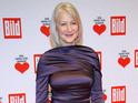 Helen Mirren says that she loves watching Glee.