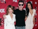 Simon Cowell is confident that Melanie Amaro will win The X Factor USA.
