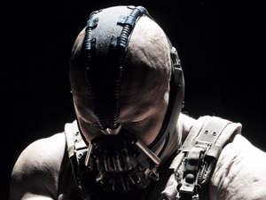 The Dark Knight Rises, Tom Hardy, villain Bane