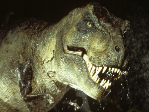 Still from Jurassic Park