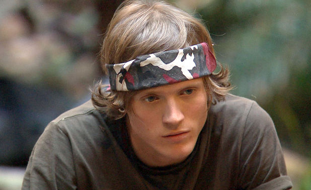 Dougie Poynter on 'I'm A Celebrity'