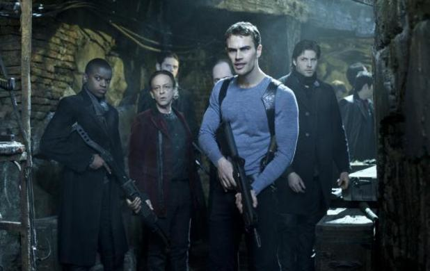 Underworld Awakening gallery: Theo James as David.