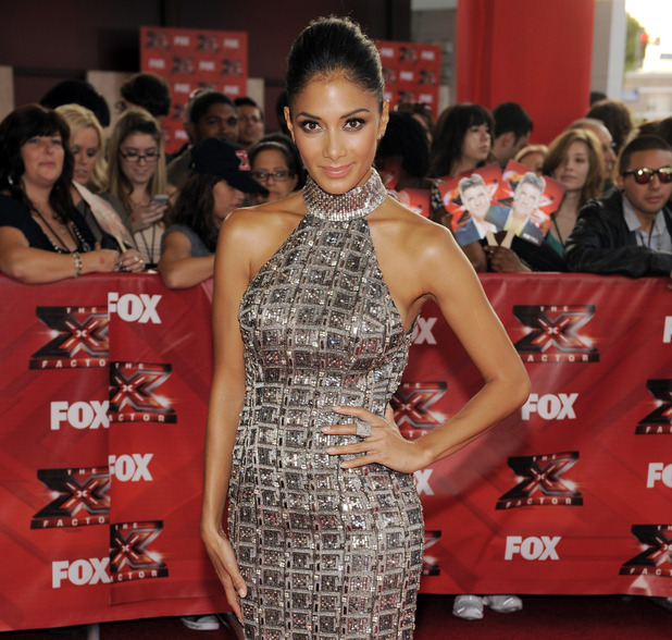 Cheryl Cole replaced by Nicole Scherzinger
