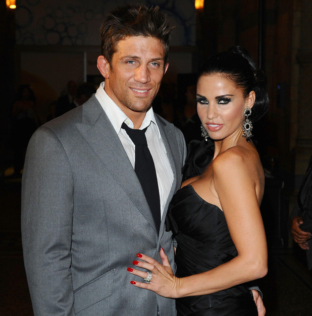 Katie Price, Alex Reid