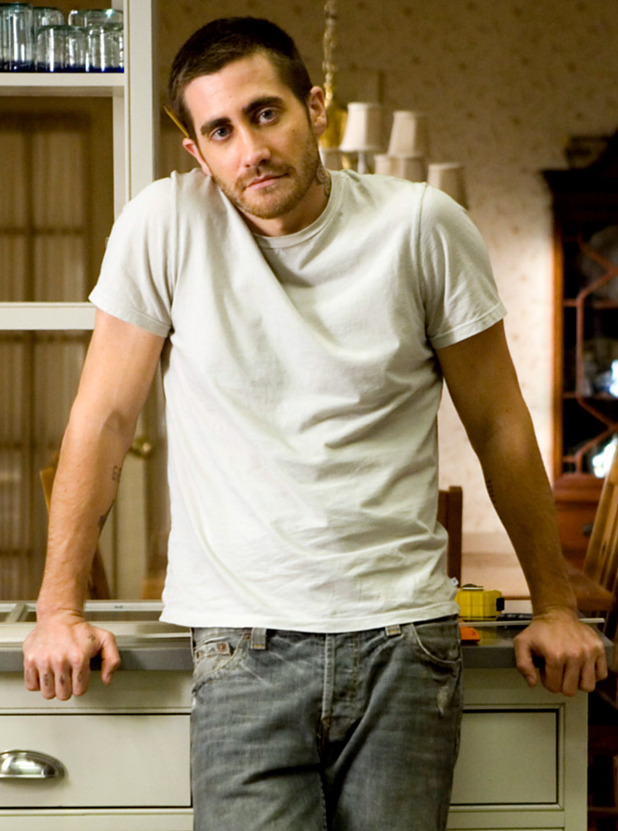 "Gay Male Celebs Jake Gyllenhaal in Jarhead. Although ""Jarhead"" is a movie ."