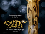 Oscars/Academy Awards 2012 poster
