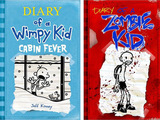 Diary Of A Zombie Kid / Diary Of A Wimpy Kid