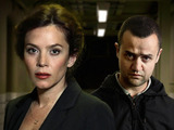 'Public Enemies': Anna Friel and Danny Mays