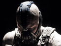 "Jonathan Nolan says that Tom Hardy is ""spectacular"" in the role of Bane."
