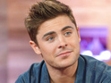 Zac Efron introduces the trailer for his new romantic drama The Lucky One.