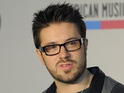 Danny Gokey says that he is happy to be married to his new wife.