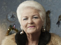 Pam St Clement admits that she wanted her EastEnders character to live on.