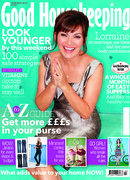 Good Housekeeping, Lorraine Kelly