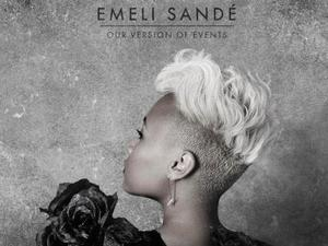 Emeli Sande&#39;s &#39;Over Version of Events&#39; album cover 