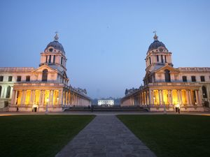 James Bond Skyfall filming locations: Old Royal Naval College